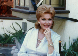 Rhonda Fleming starred in 10 Speed and Brownshoe, filmed at Crossroads in 1980.